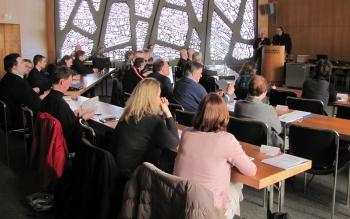 """Bild aus dem afgis-Workshop """"Selbsthilfe: Rechtssicher und vertrauenswürdig online"""""""